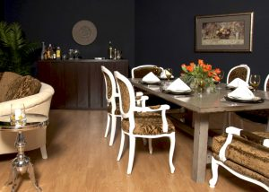 Farm table and wood bar prototypes