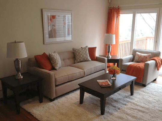 Delightful How To Choose And Arrange Home Staging Furniture