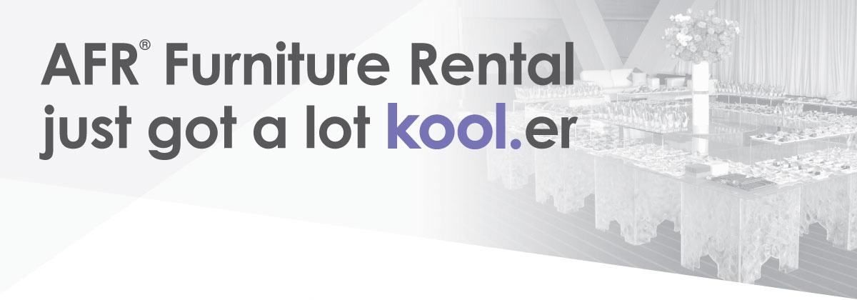 Afr Furniture Rental Has Acquired Phoenix Arizona Based Kool Afr